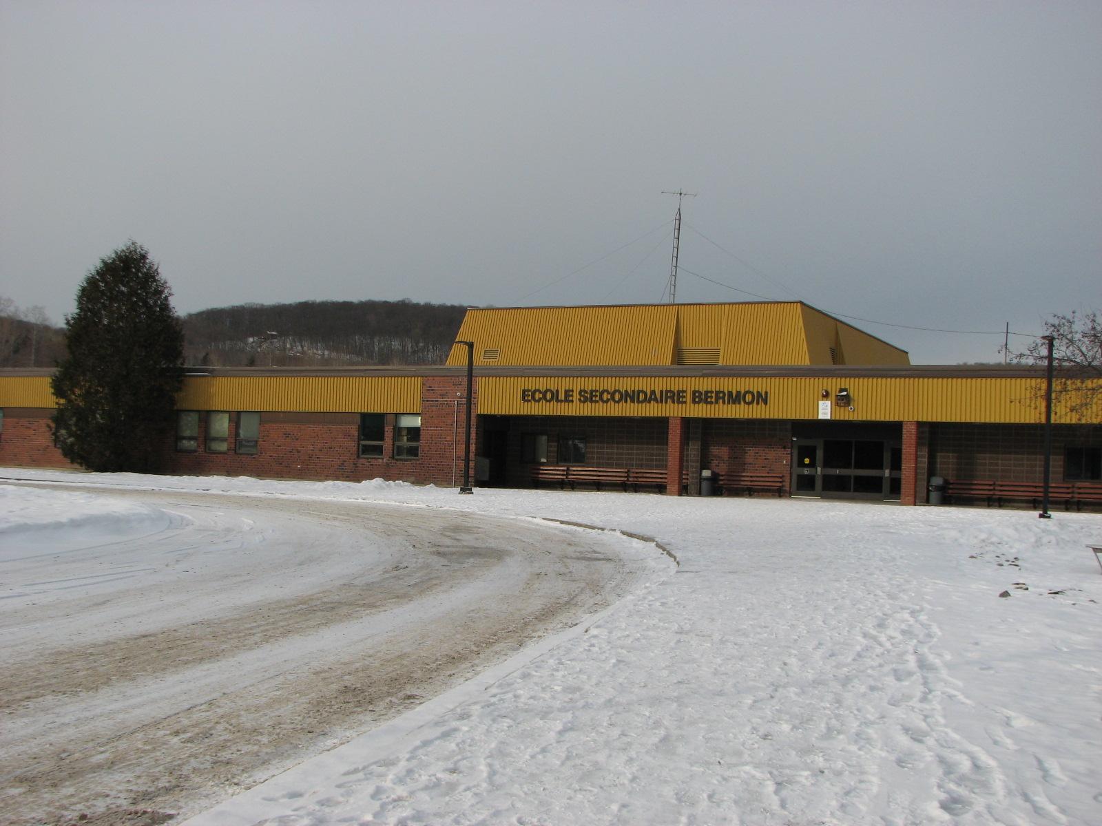 école secondaire Bermon
