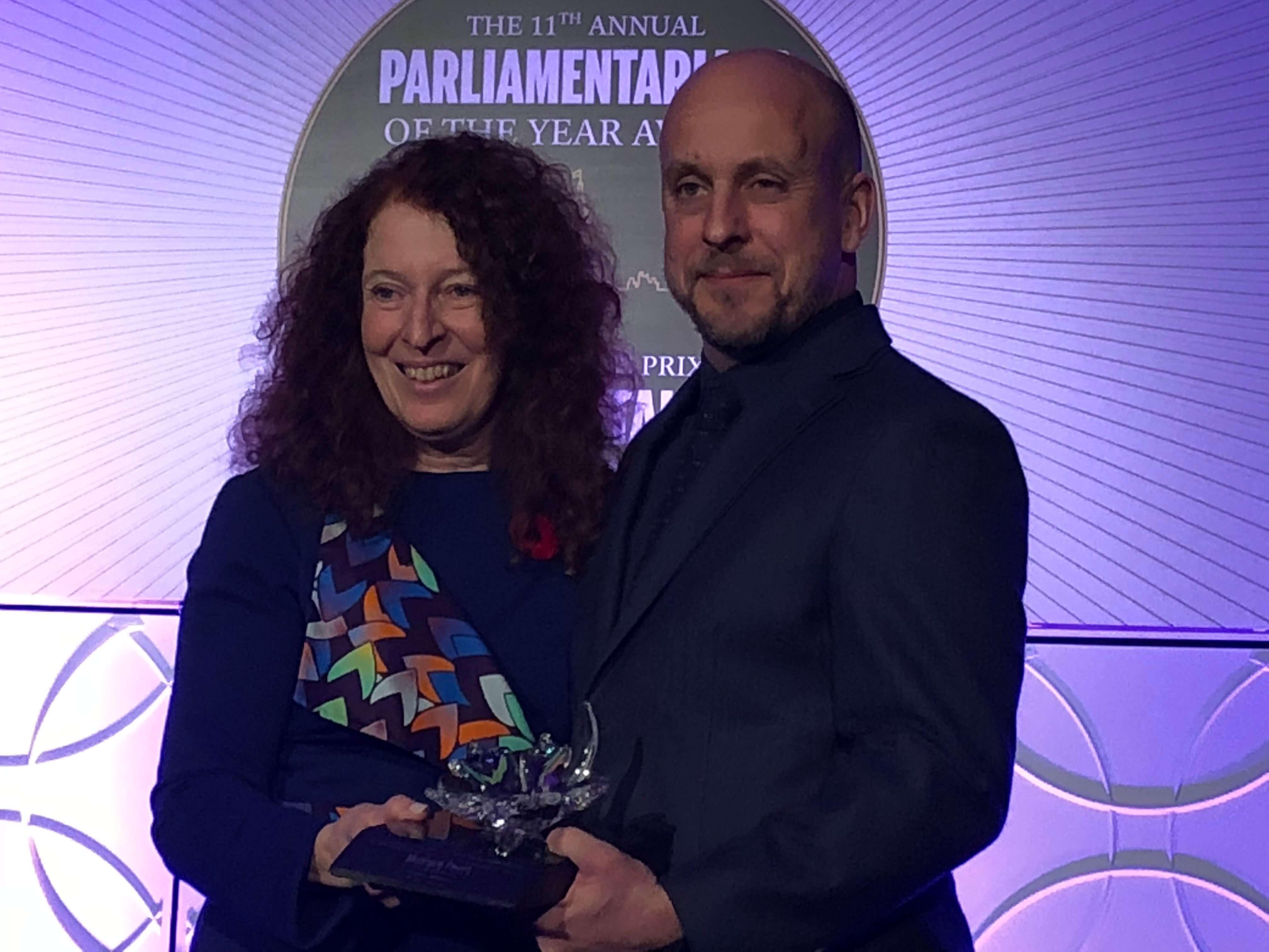 Monique Pauzé prix parlementaires macleans