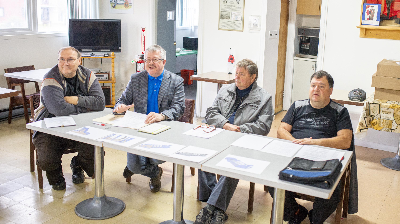 Patrimoine Matane et comité de sauvegarde de l'église Saint-Jérôme