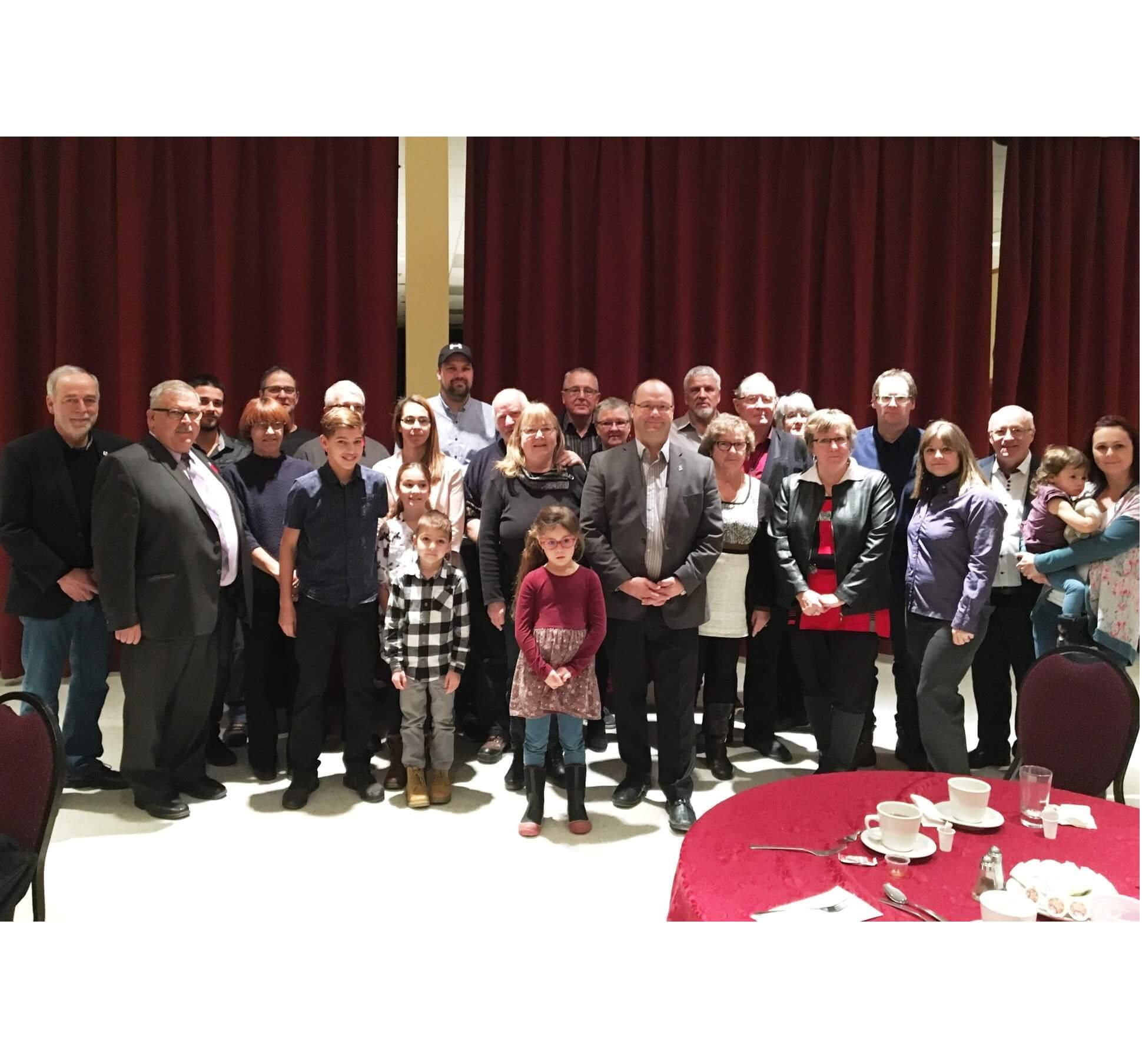 Nouveaux citoyens Mont-Joli