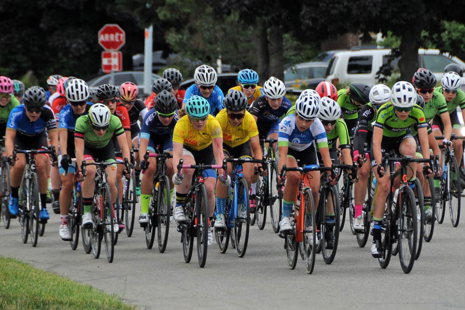 Le Tour de la relève internationale aura été présenté à Rimouski de 2010 à 2018.