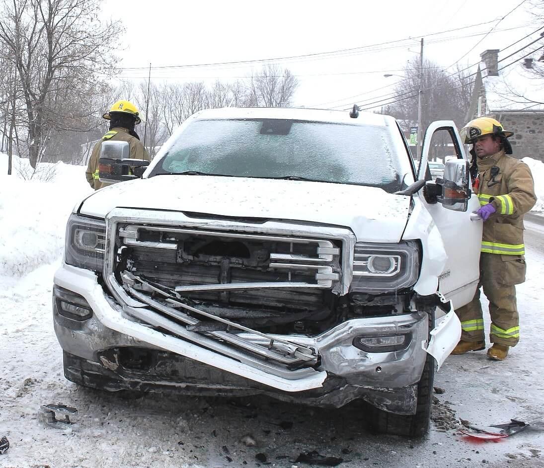 Accident Saint-Paul