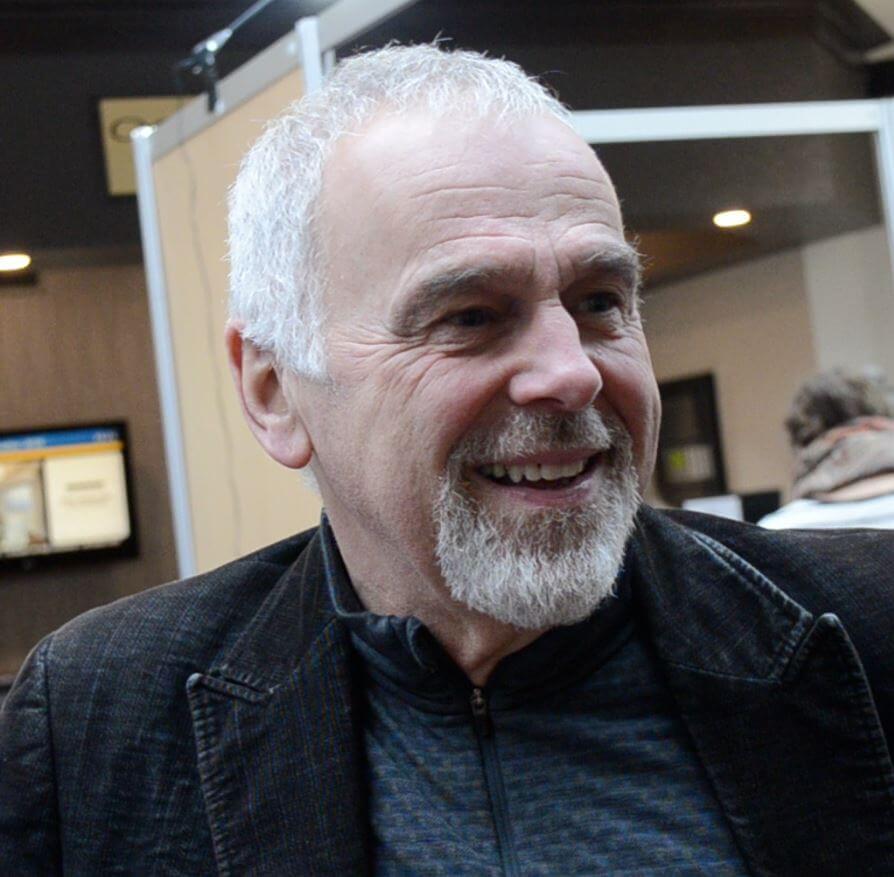 Robin Doucet, directeur général - Salon du livre de Rimouski.