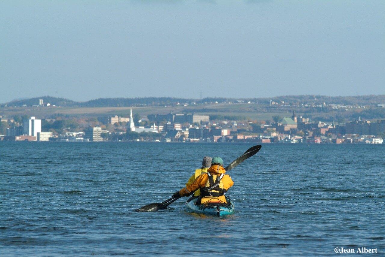 Kayak de mer - Rimouski