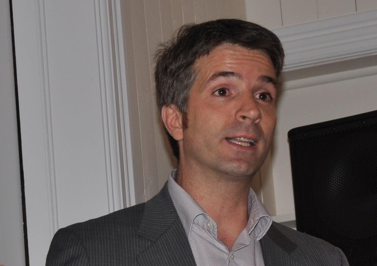 Jean-François Fortin se présente à la mairie de Sainte-Flavie