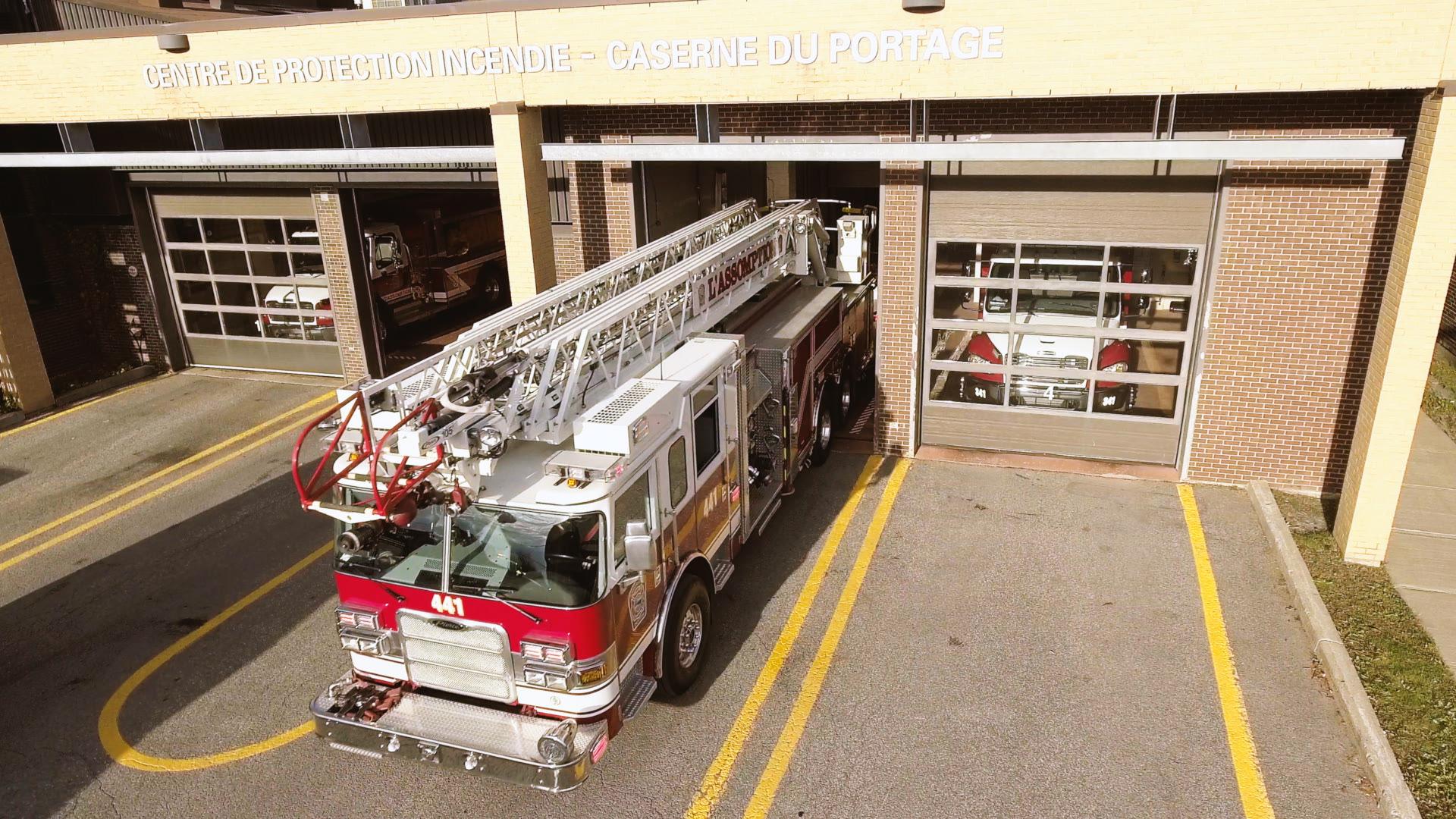 semaine prévention des incendies
