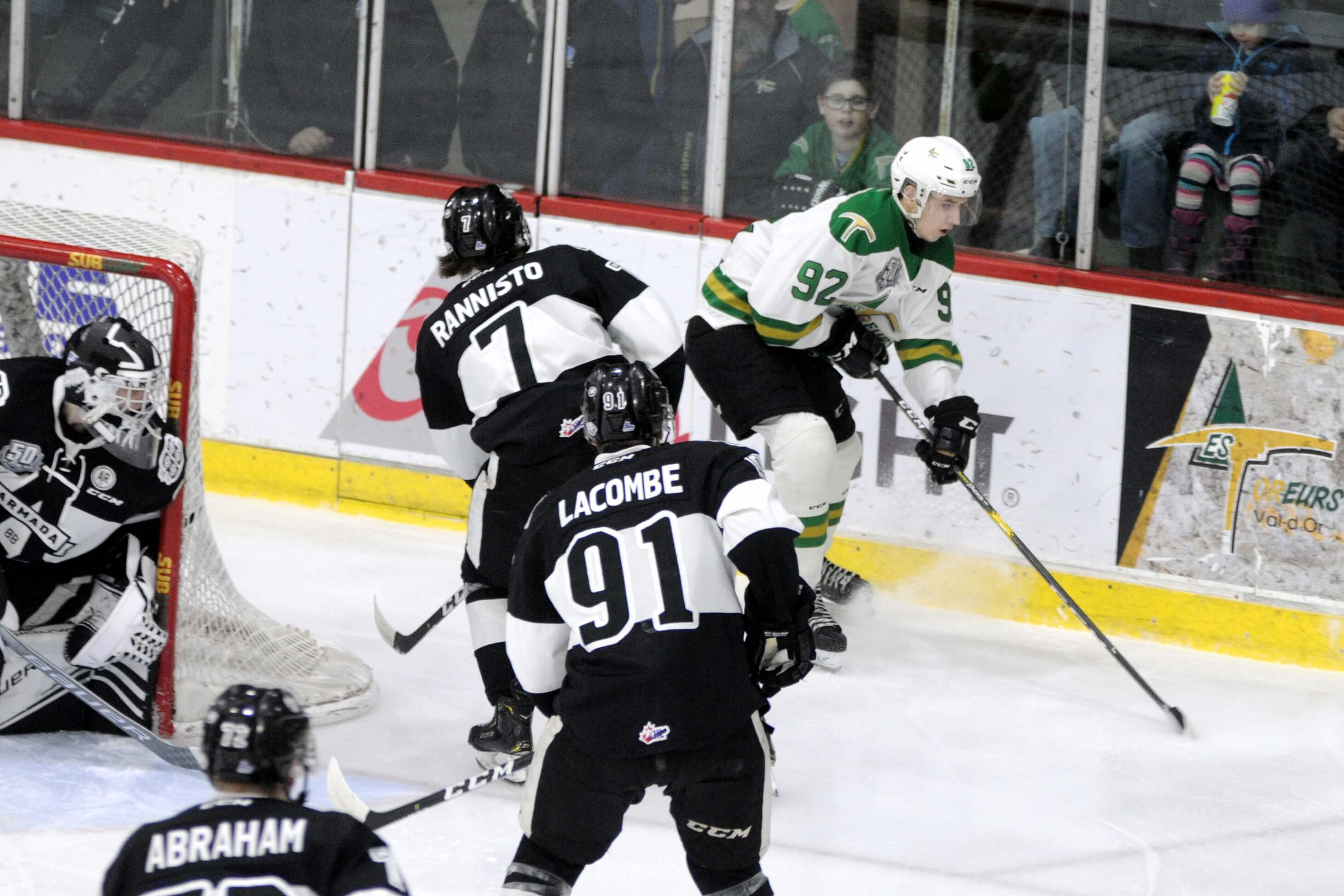 Armada Blainville Boisbriand - Foreurs Val-d'Or
