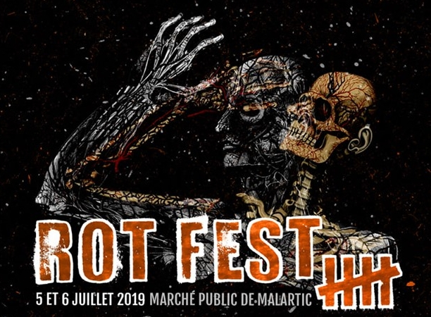 Rot Fest affiche