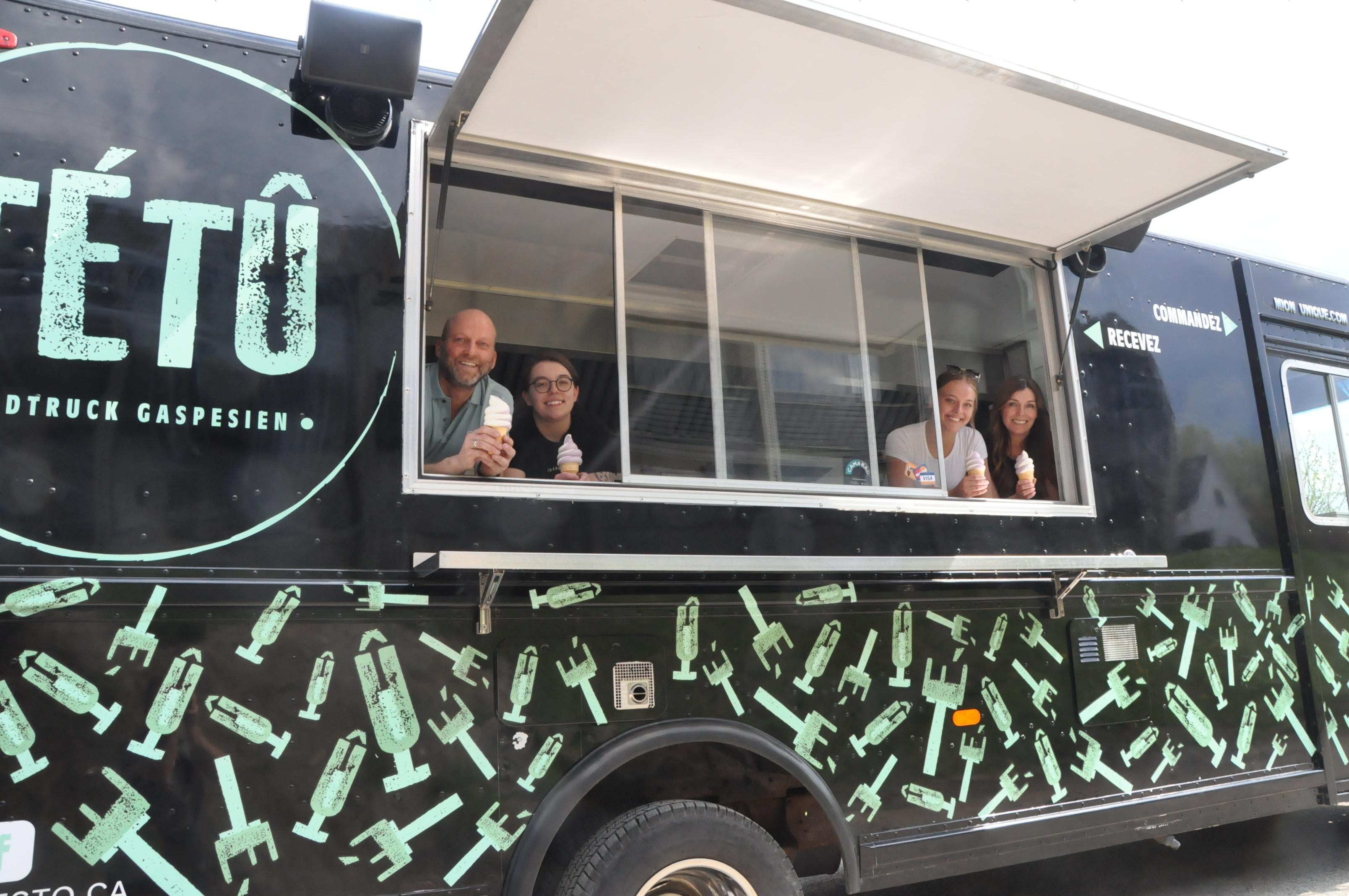 Food Truck Gaspé TÉTÛ