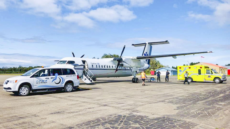 Aéroport de Matane