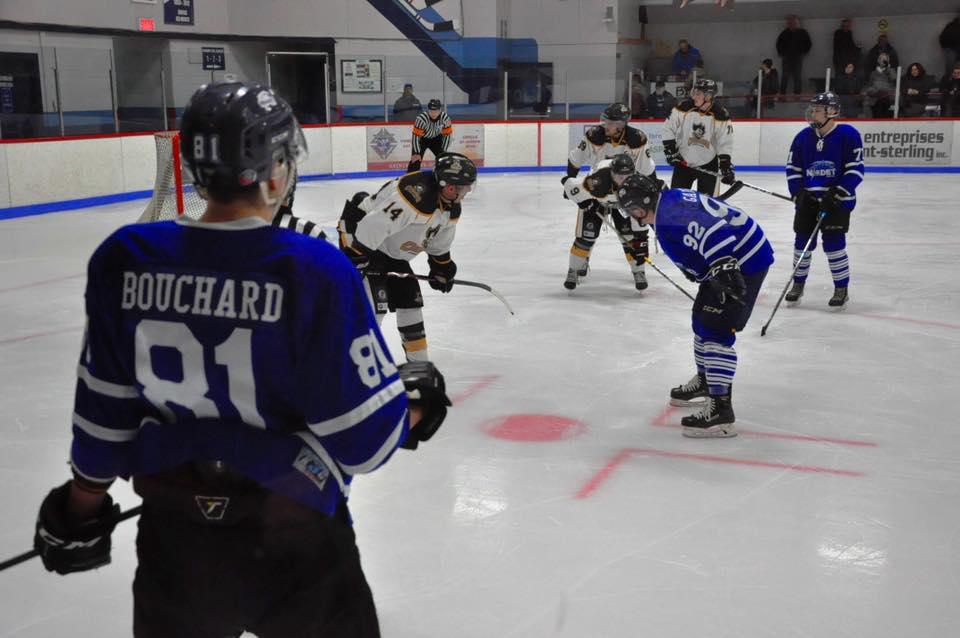 Hockey Senior Nordet Corsaires