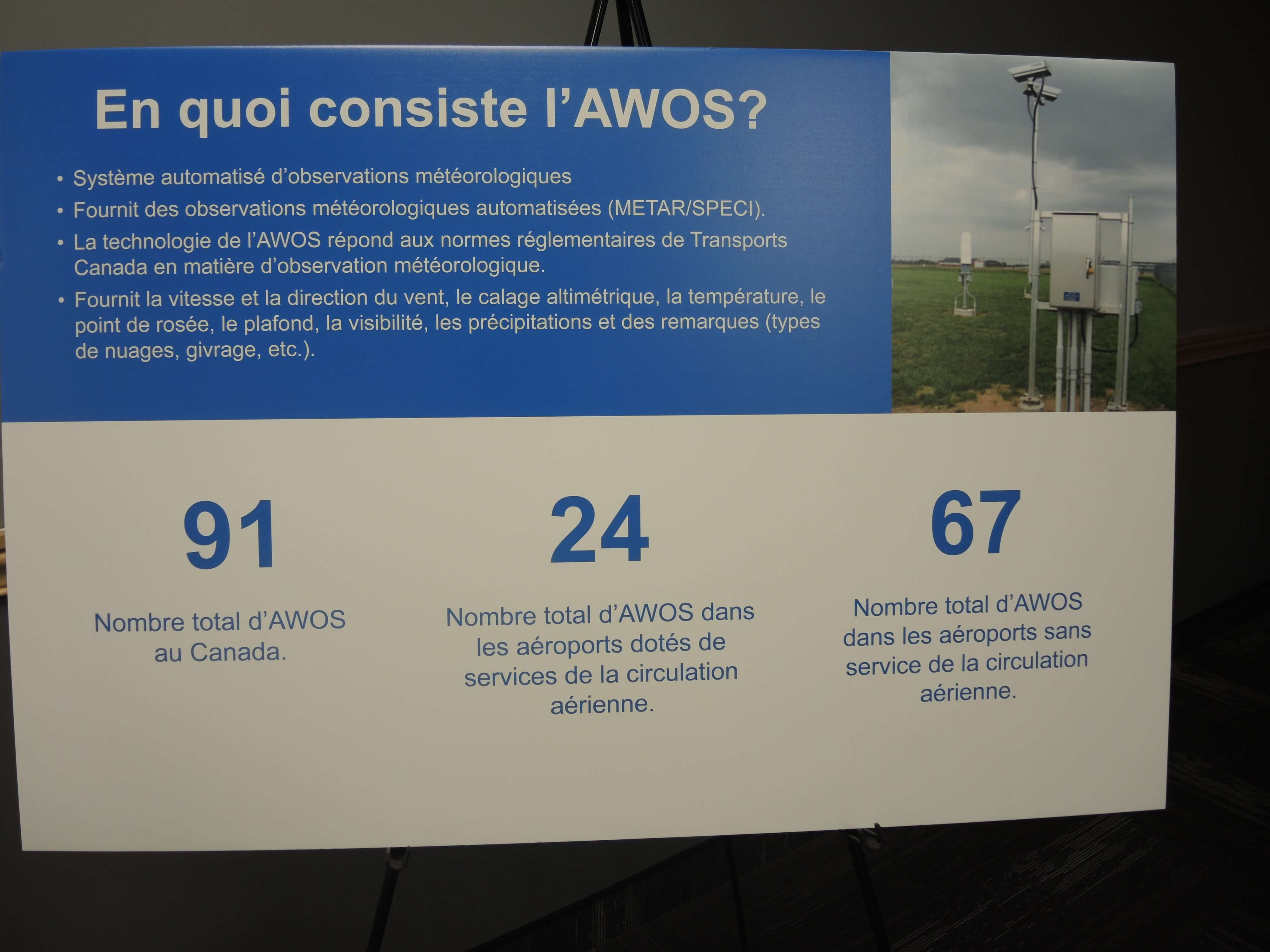 NavCan Nav Canada AWOS